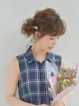 サイドシースルーシニヨン【AUTRE綱島店】