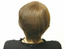 ≪増毛で髪のお悩み解決♪エクステ専門店≫編み目が見えない自然な仕上がりに、自信が持てる!完全貸切◎