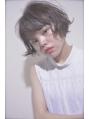 【LARRY BALLOON HAIR】色褪せないエアリーショートボブ