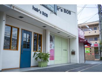 ヘアーズ ボブ 住道店(Hair's BOB)(大阪府大東市/美容室)