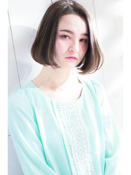 【ナチュラルボブ39】Nori Nakajima