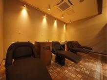 ≪個室スパルーム≫落ち着く空間で極上のリラックスタイムを、、