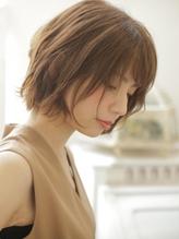 【Blanc.稲野】石川☆大人可愛いノーブルショート .44