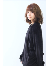 アレンジ自在の大人髪デジタルミディアムウェーブ【屋代】 縦ロール.37