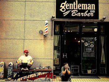 ジェントルマンバーバー(gentleman Barber)