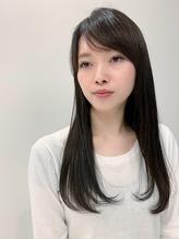 ストレート ロング  【oggi】【たまプラーザ】 .32