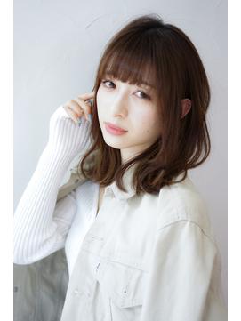 【old/立川】ゆるふわセミディ