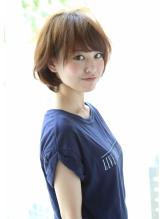 【Un ami】大人かわいい・小顔ふんわりボブ  松井 幸裕 .45
