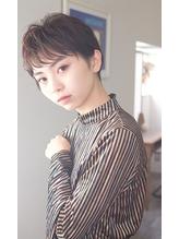 「Sac.」橋田 正明  大人可愛い  ハンサムショート☆.52