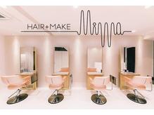 ヘアメイクミワ(HAIR+MAKE MIWA)の詳細を見る