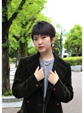 マニッシュショート☆