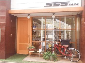 ゴーゴーゴーテート(555tete)(大阪府大阪市阿倍野区/美容室)