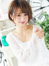 【ジュレベール 松田】 愛されバング☆みゆき小顔ショートボブ キュート.42