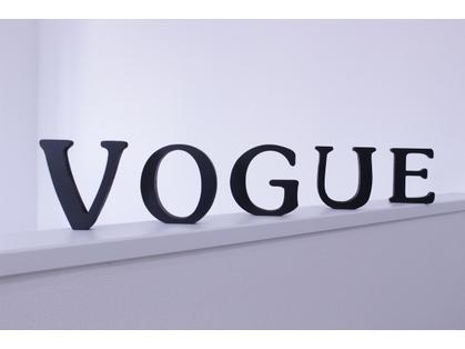 ヴォーグ美容室 タクト店 image