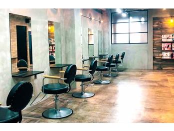 ラフィスヘアー テラス 福岡天神店(La fith hair terrace)(福岡県福岡市中央区)