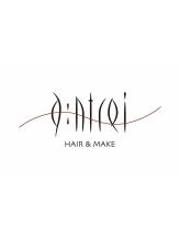 ヘアーアンドメイク アントレイ(HAIR&MAKE)
