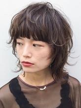 NORA【小杉】マッシュウルフ.55
