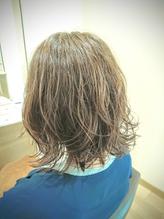 軽やか☆外ハネウェーブボブ.53