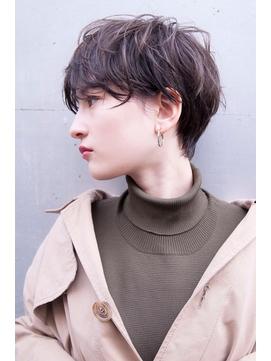 【LANY 横浜】 フレンチショート×ダークブランジュ