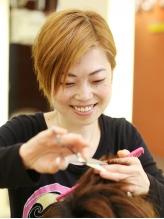【久米川駅徒歩2分☆】女性目線のカッコいいを作り出す!細部にまでこだわった清潔感あるスタイルが得意♪