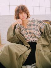 【amble 新宿】イルミナ×3Dハイライト.56