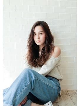 大人ロングスタイル【オアシス オーガニック】原宿竹下口/神宮前