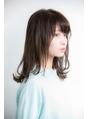 【Euphoria池袋/根本】小顔ふんわり外ハネひし形パーマ