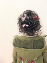 ((ulea))キッズヘアセット☆.26