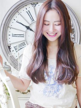 【ヘアジュレドゥ 花井】 清純女子ロング☆