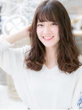 *mod's越谷*ゆるふわ☆くせ毛風ガーリーウェーブa.14