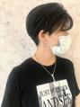 ハンサムショート【北千住美容室】