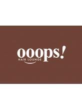 ウープス(ooops!)