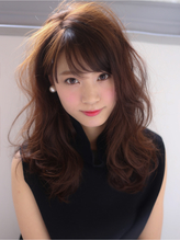 <HAIRLOGY>   ゆるふわ愛されウェーブ by早川 セクシー.31