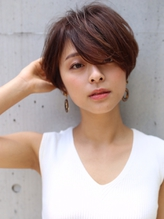 <LUA by aivee>大人っぽく見える小顔ショート.0
