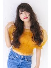 スモーキーカラー☆波巻きウェーブ.36