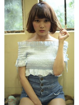 2014☆manon☆simple bob2♪