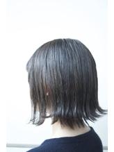 【Color Style】くすみ+ツヤ感 濡れ髪アッシュ♪.20
