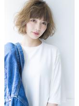 【air-FUKUOKA】大人かわいいカールワンレンボブ.35