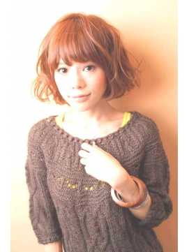 【neolive dress】川崎♪ボブ&ふんわり モイストカラー★