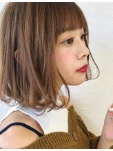 【津賀雅也】大人可愛い小顔効果のあるミニマムボブ .30