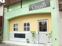 ヘアーズ チャム(Hair's Cham)