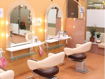 美容プラージュ フレスポ西条店(美容室)
