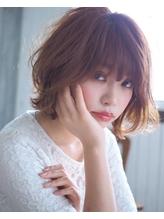 くせ毛風エアリー大人ボブ【アトリエMAI北千住】 .52