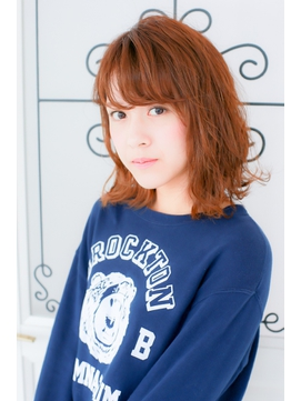 【beat】ラフウェービースタイル