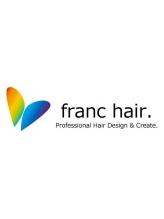 フランヘアー(franc hair)