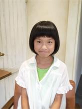 キュートキッズボブ(^-^) 小学生.20