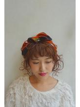 カジュアルヘアアレンジ♪ ホットカーラー.16
