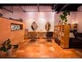 《オールフラットのスパベッドで極上リラックスタイム☆》お客様の髪質・頭皮の状態に合わせてアロマを調合し、絶妙なハンドテクニックで頭皮のコリにアプローチ♪血行促進&根本からハリ・弾力のある健やかな髪へ☆