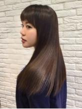 【長岡◆駐車場完備】高純度美容液配合トリートメントで圧倒的美髪を叶える―…ぷるんと艶めくサラツヤ髪に