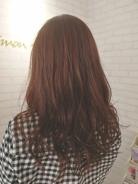 ニュアンスロング by高久恵里南【Aman hair吉祥寺】